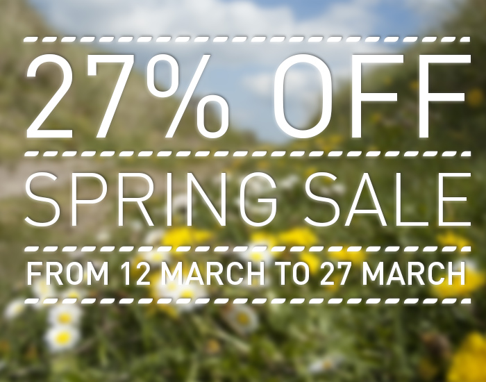 WinNc spring sale: 27% off