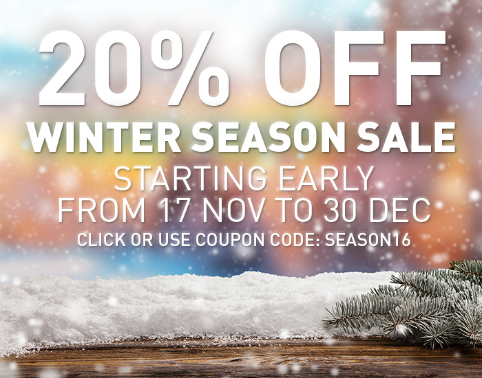WinNc 7.7.0.0 available with 20% off season sale